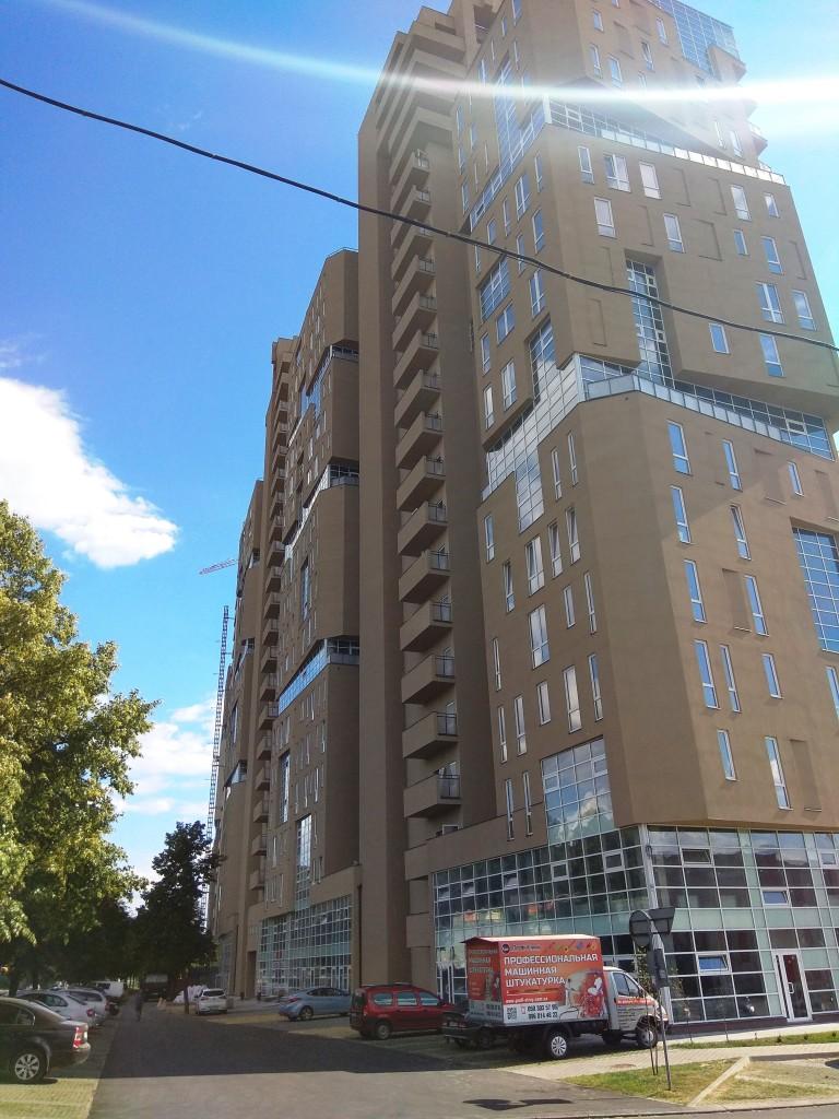 Продам двухуровневую квартиру, ЖК Павловский квартал, ул. Клочковская 117, новострой